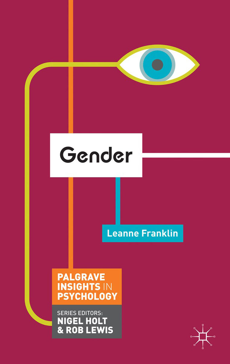 Gender gender identity and place