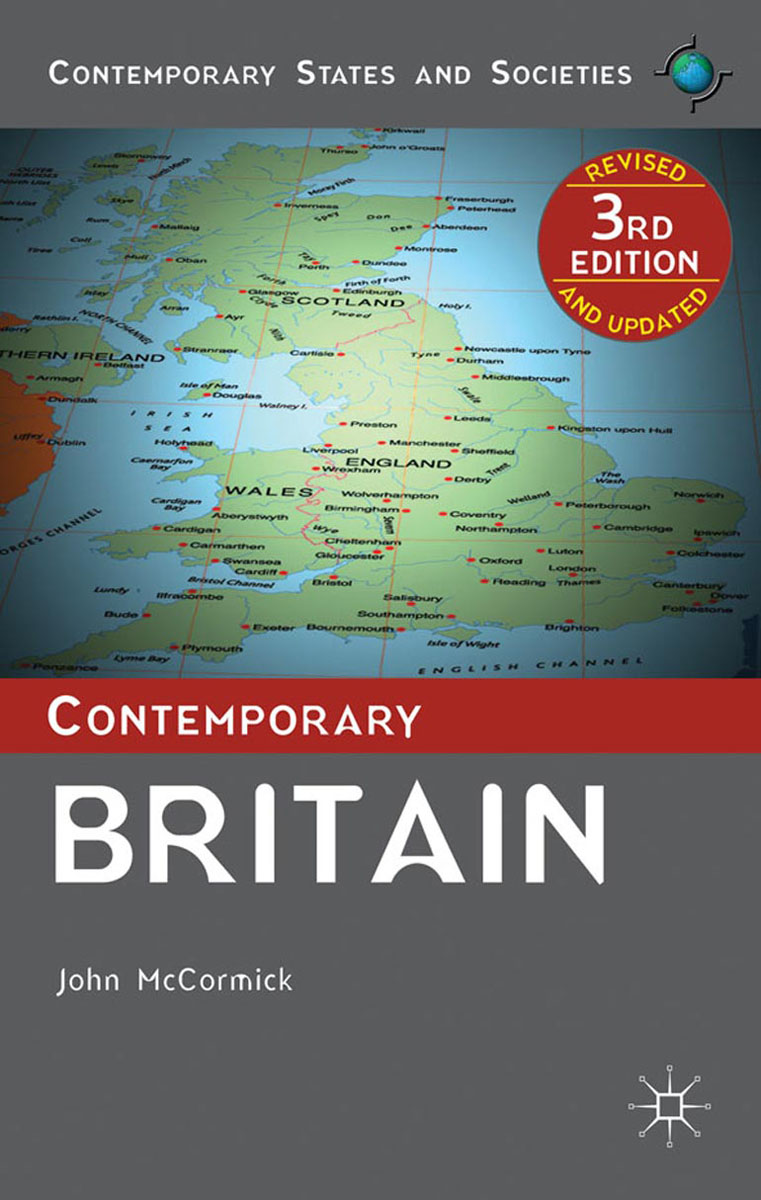 Contemporary Britain political participation in britain