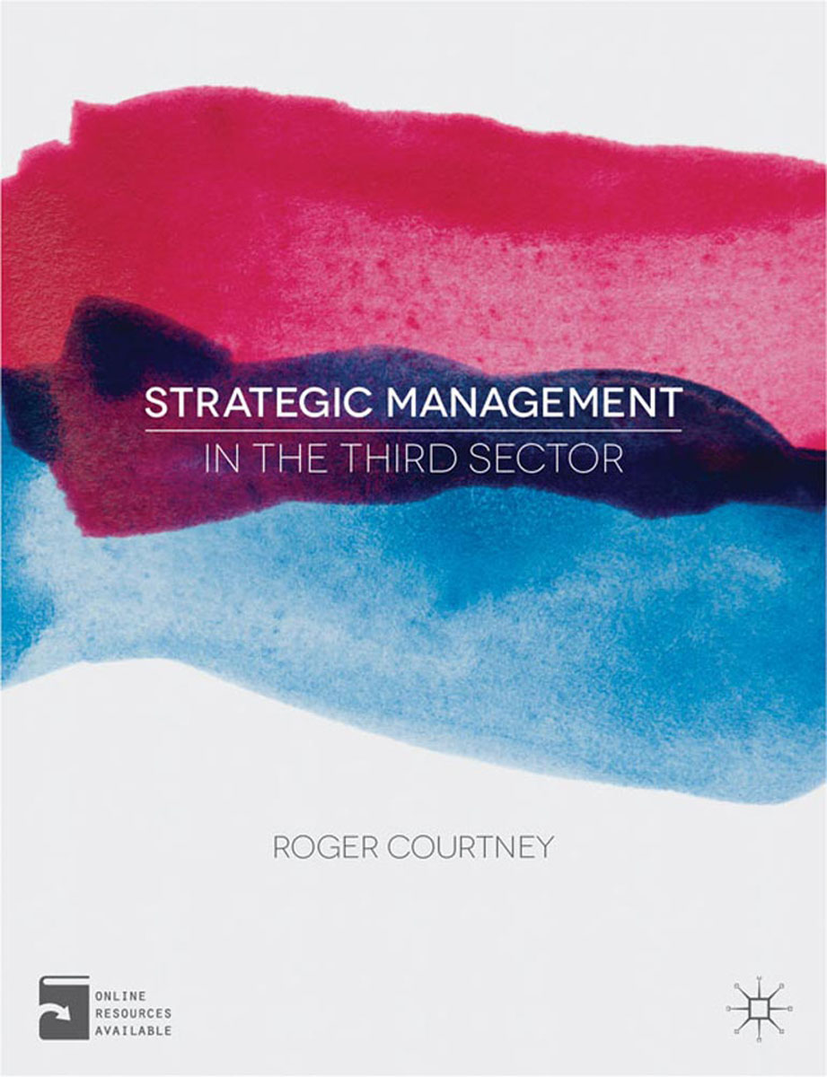 Strategic Management in the Third Sector strategic management in the asian context