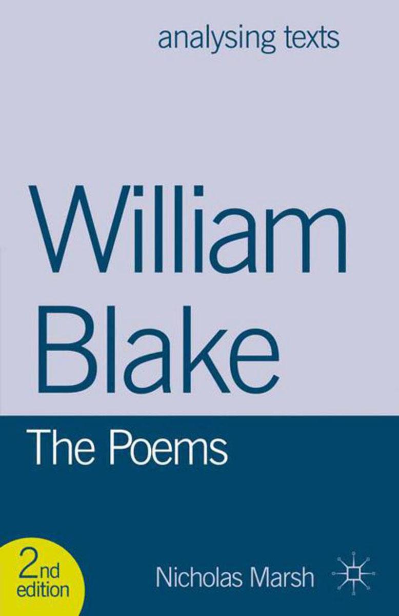 William Blake: The Poems  blake william poems