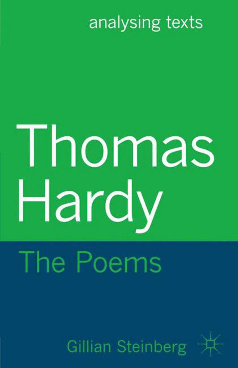 Thomas Hardy: The Poems hardy thomas mayor of casterbridge the