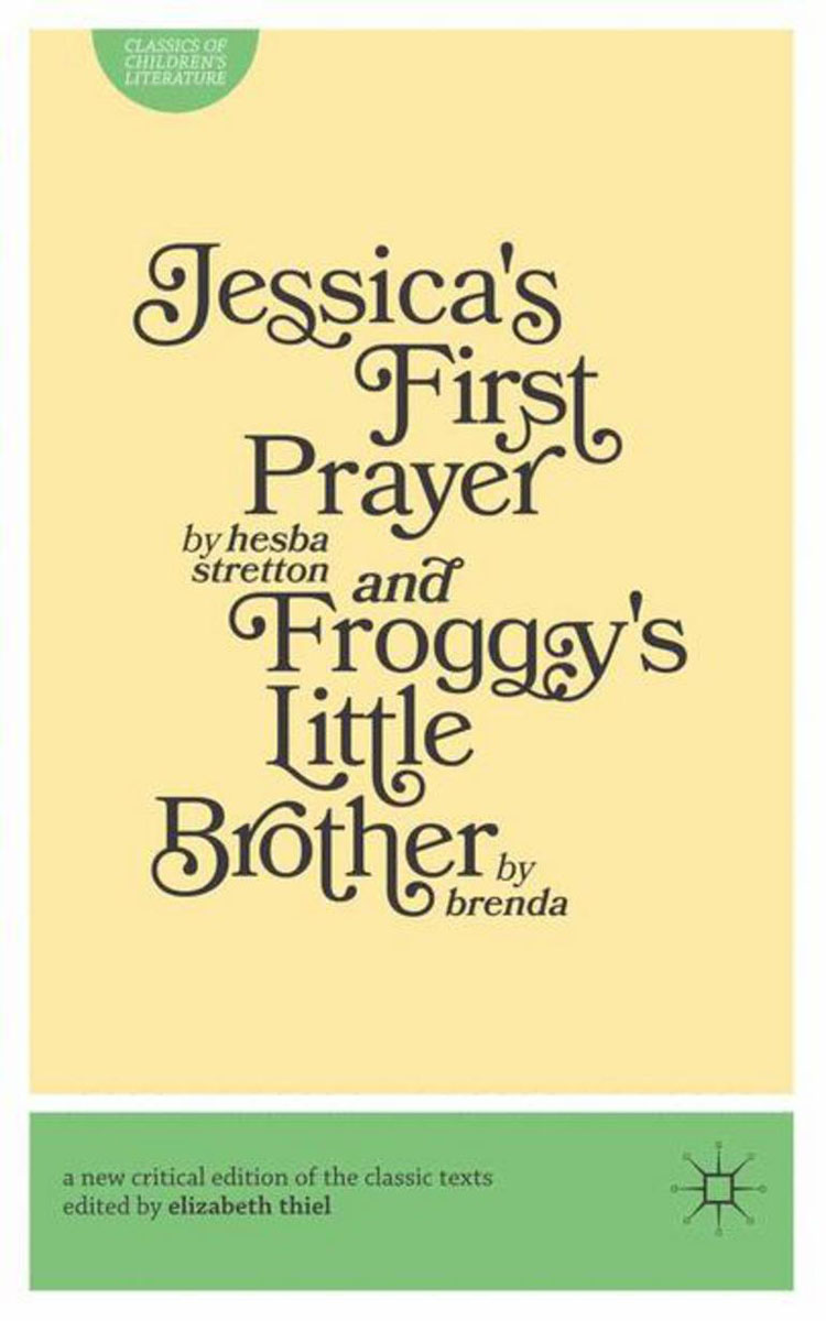 Jessica's First Prayer and Froggy's Little Brother catalog of teratogenic agents first edition