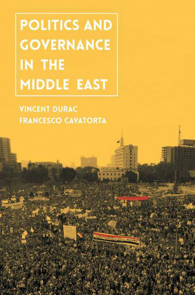 Politics and Governance in the Middle East global governance from regional perspectives