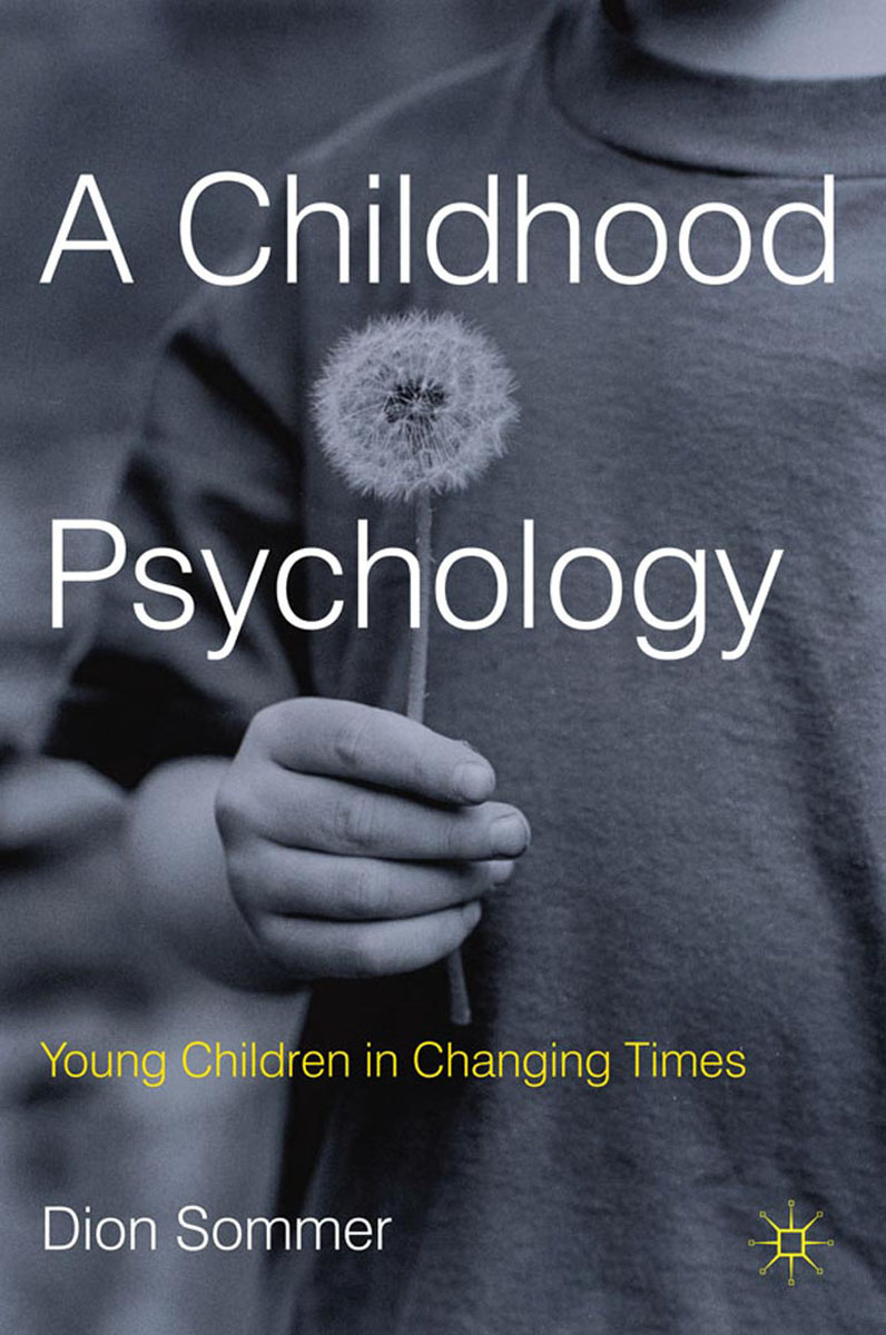 A Childhood Psychology