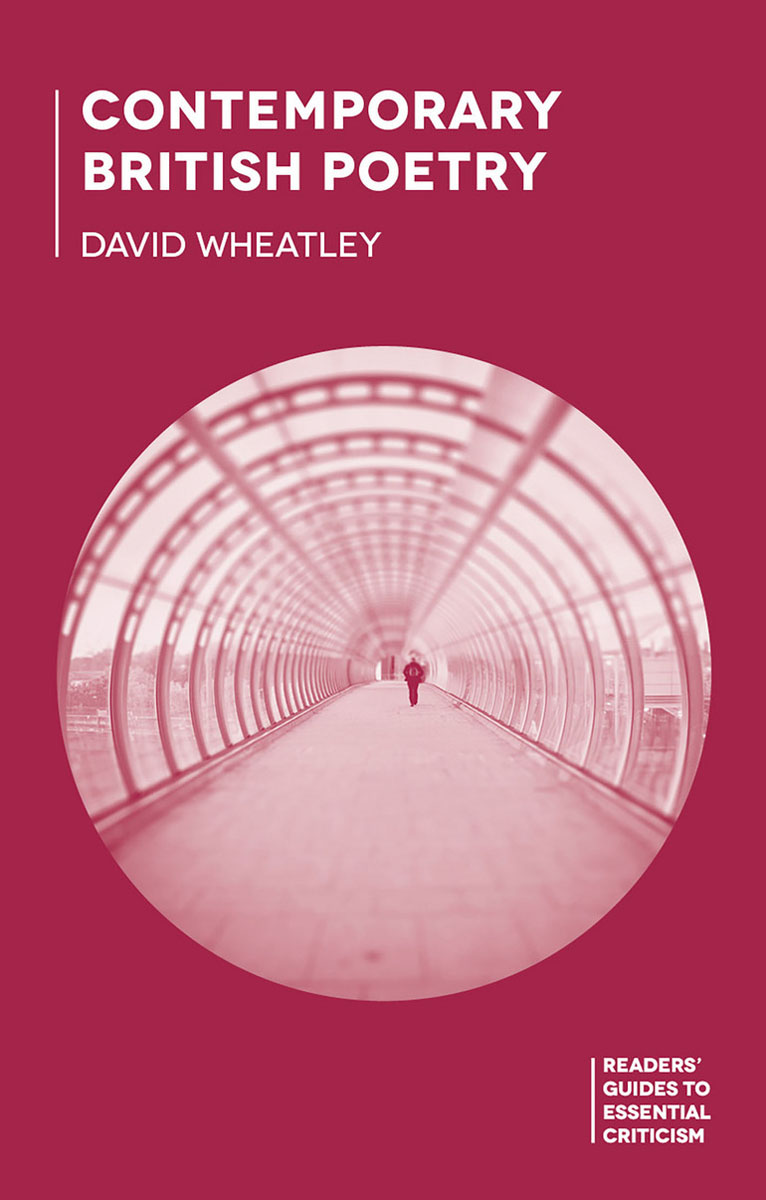 Contemporary British Poetry british poetry in the age of modernism