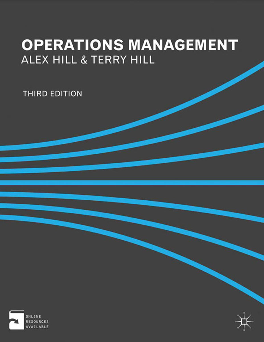 Operations Management christopher cannon m an executive s guide to fundraising operations principles tools and trends