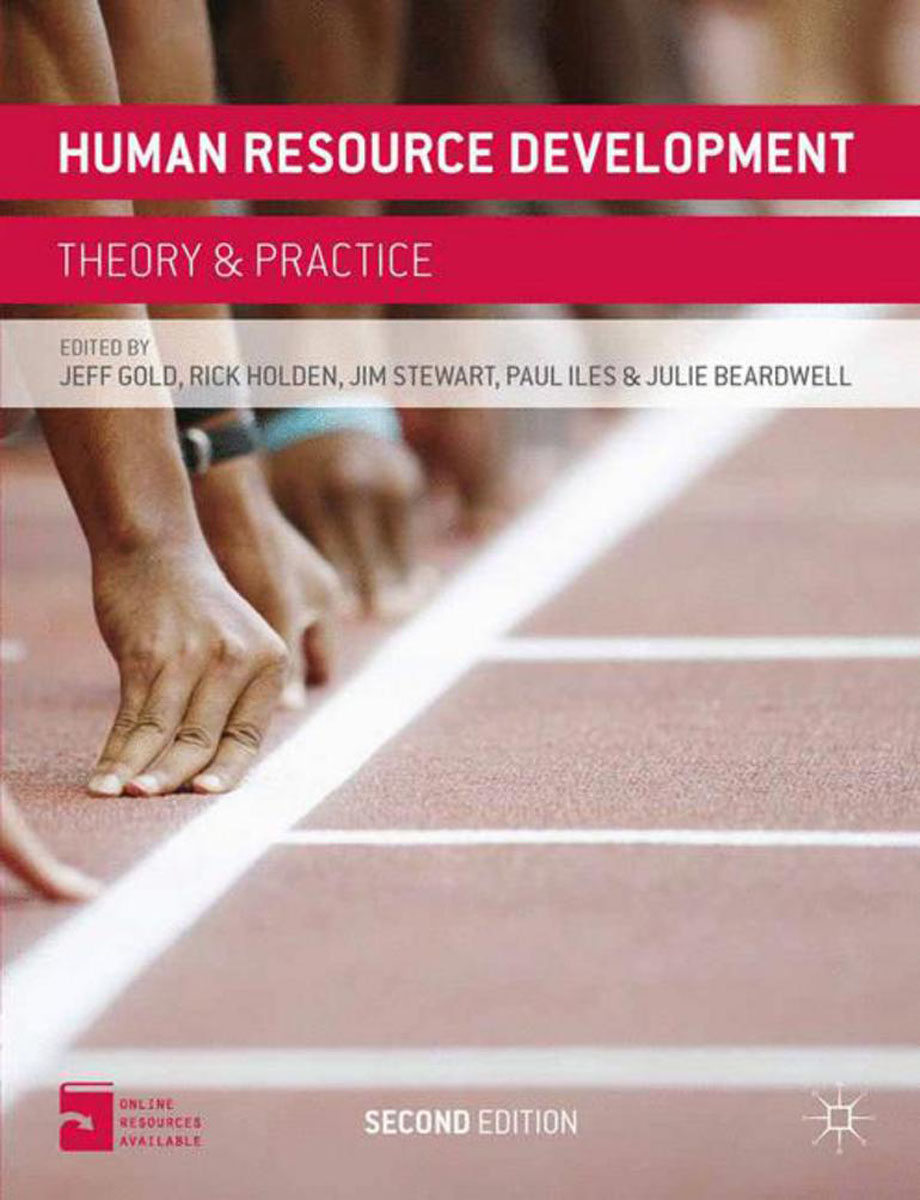 Human Resource Development overview of web based business