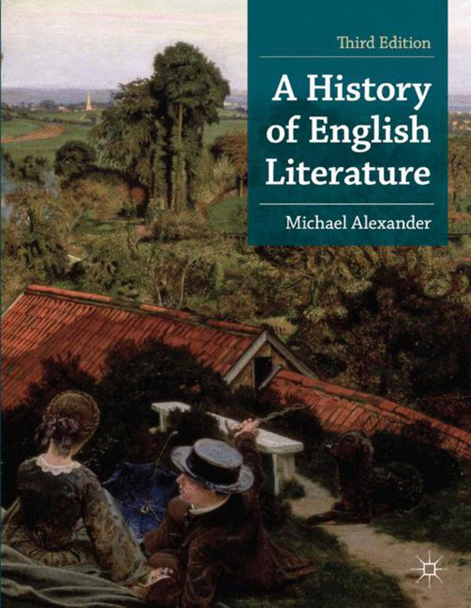 A History of English Literature the stylistic identity of english literary texts
