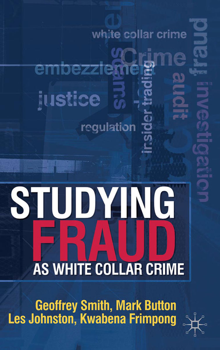 Studying Fraud as White Collar Crime the law of god an introduction to orthodox christianity на английском языке