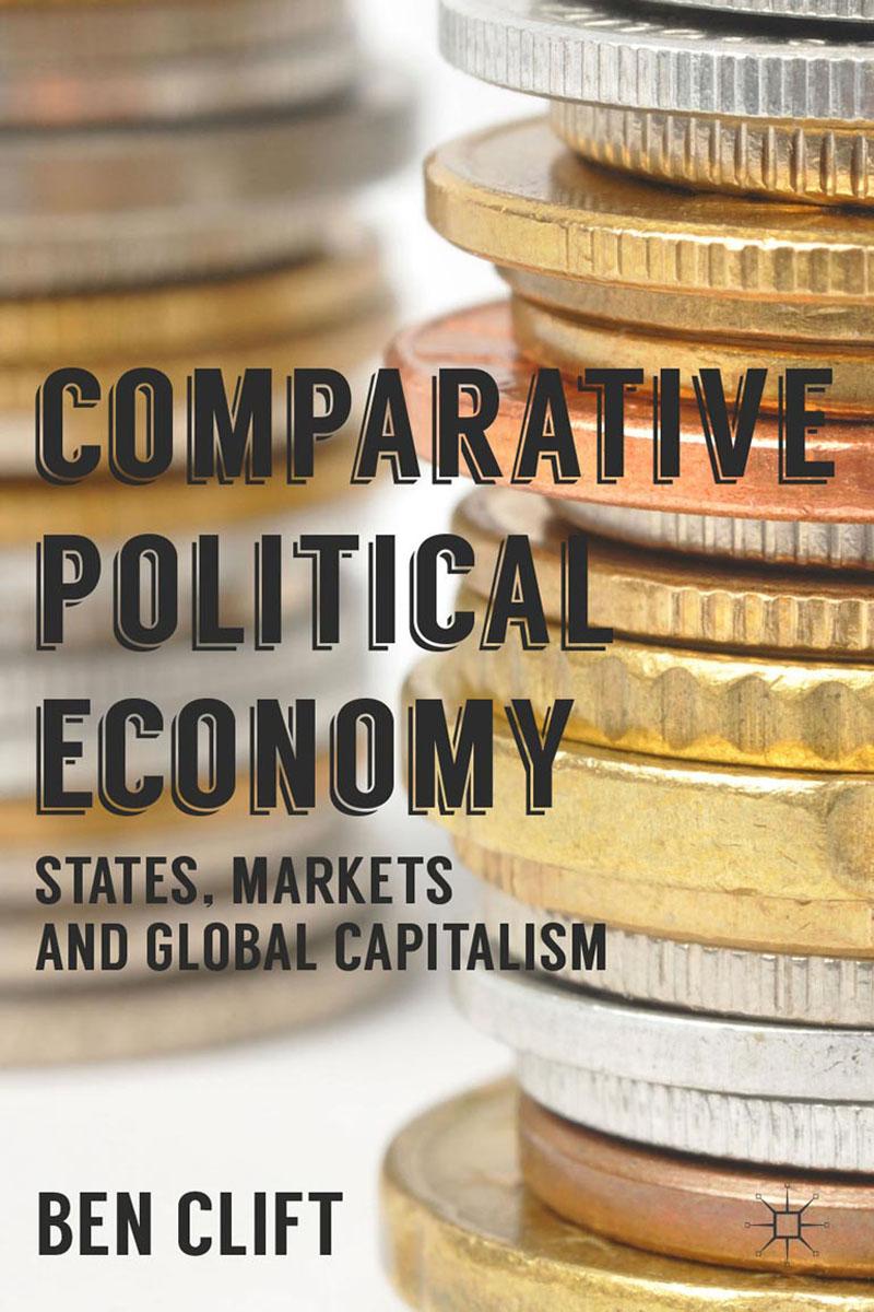 Comparative Political Economy цена и фото
