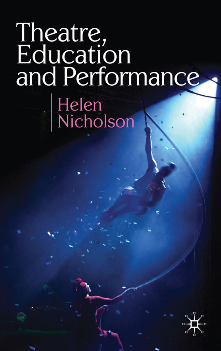 Theatre, Education and Performance theatre of incest