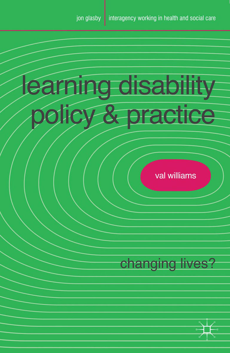 Learning Disability Policy and Practice best practice with older people