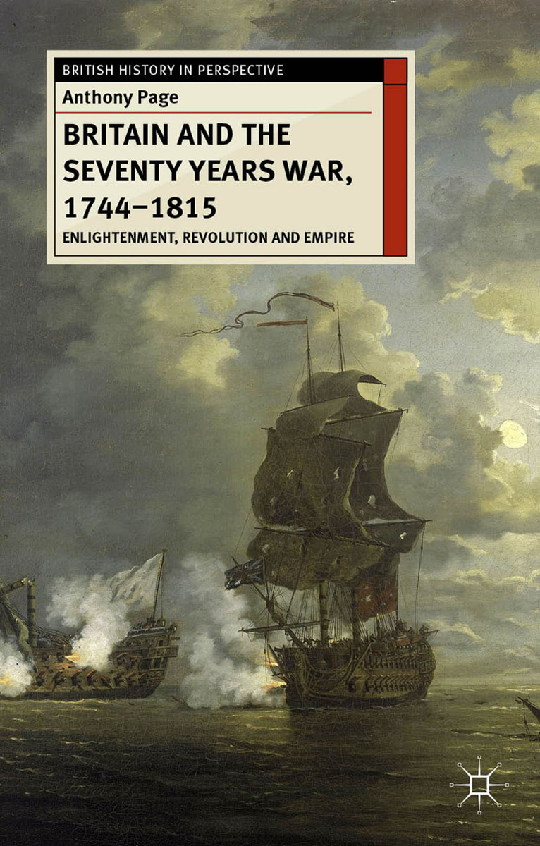 Britain and the Seventy Years War, 1744-1815 victorian america and the civil war