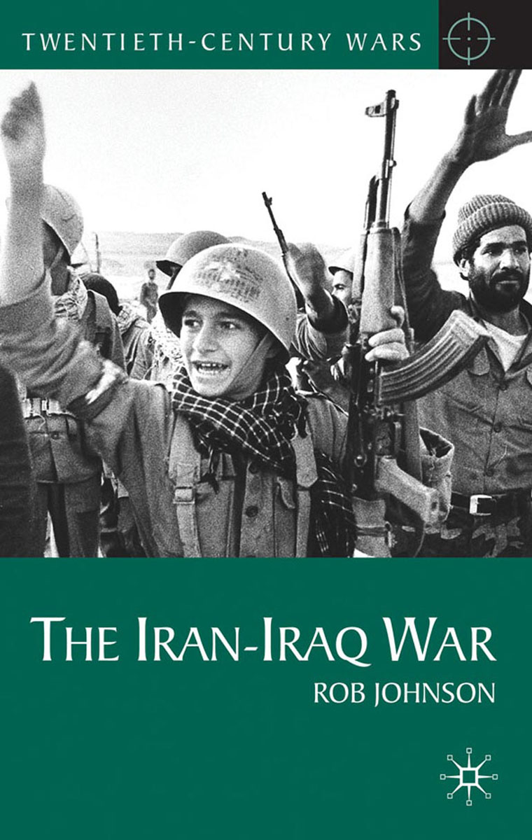 The Iran-Iraq War bahram navazeni iran and the eagles