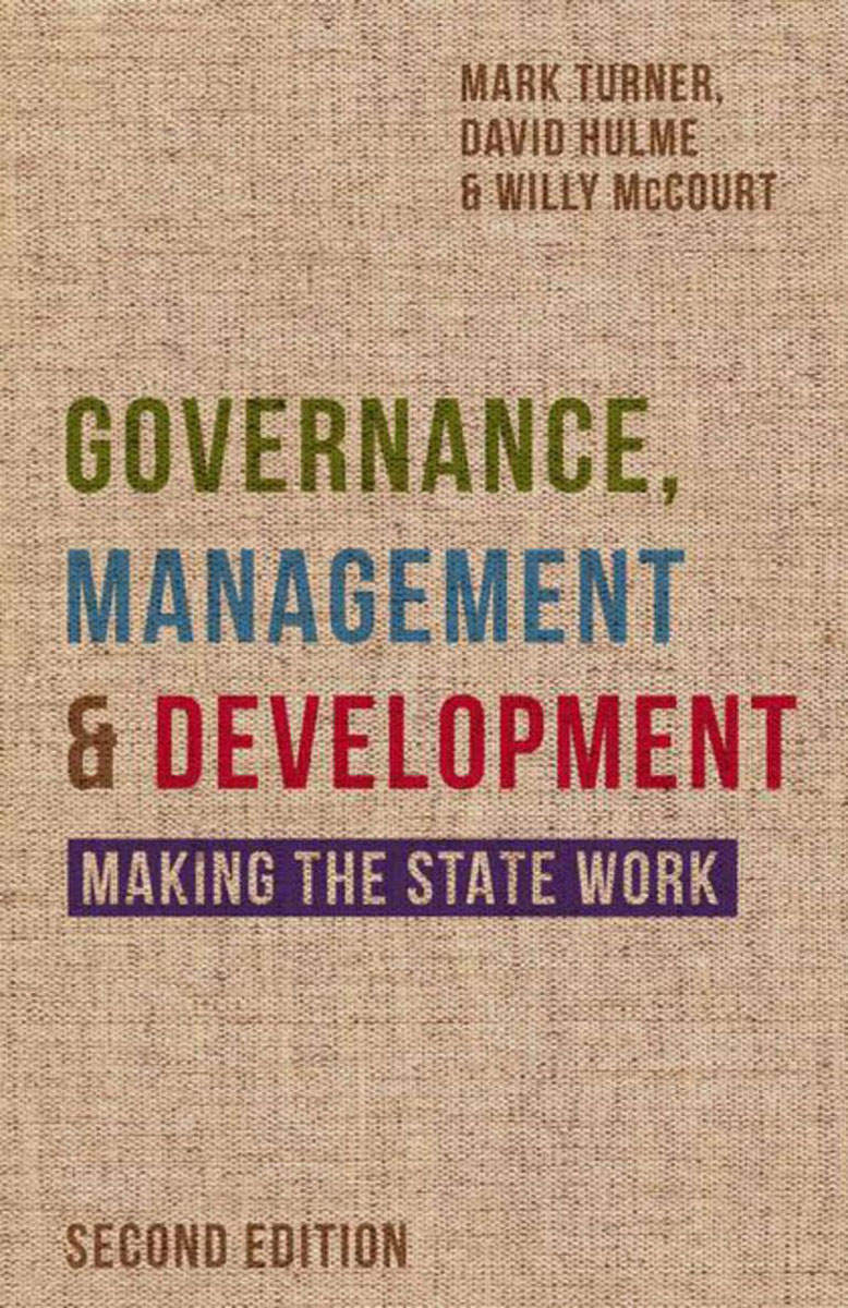 Governance, Management and Development corporate governance and firm value