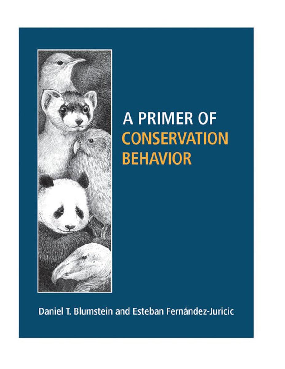 A Primer of Conservation Behavior
