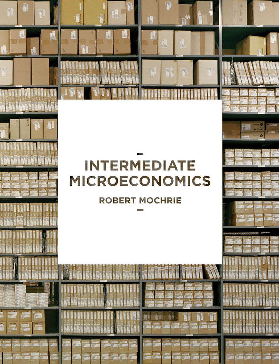 Intermediate Microeconomics introducing social theory