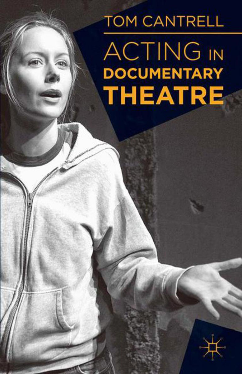 Acting in Documentary Theatre cmars a new contribution to nonparametric regression with mars