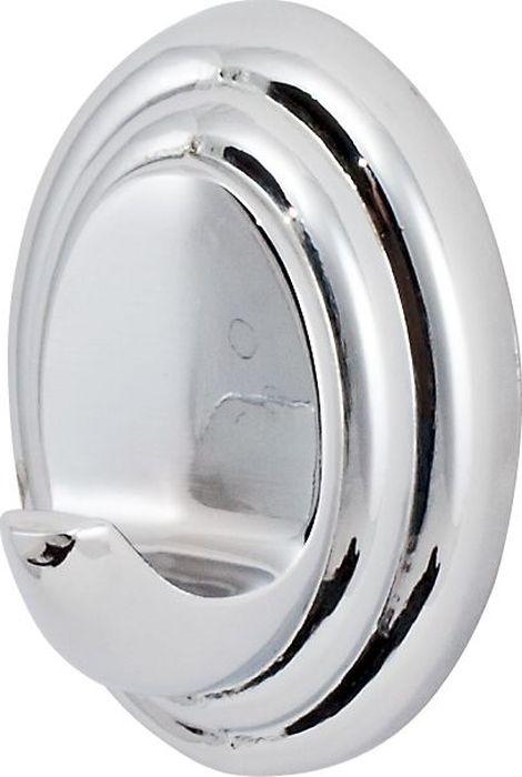 Крючок для ванной Del Mare 3100, цвет: хром3101Крючок для ванной Del Mare 3100 изготовлен из латуни, которая обеспечивает изделию прочность и способствует длительному сроку эксплуатации. Хромированное покрытие легко моется и чистится. Крепление изделия позволяет надежно зафиксировать его на различных поверхностях.Крючок легко монтируется и имеет удобную форму для удержания полотенца из любого материала, крепится при помощи шурупов (входят в комплект).Изделие станет интересным и стильным элементом декора в современном интерьере.