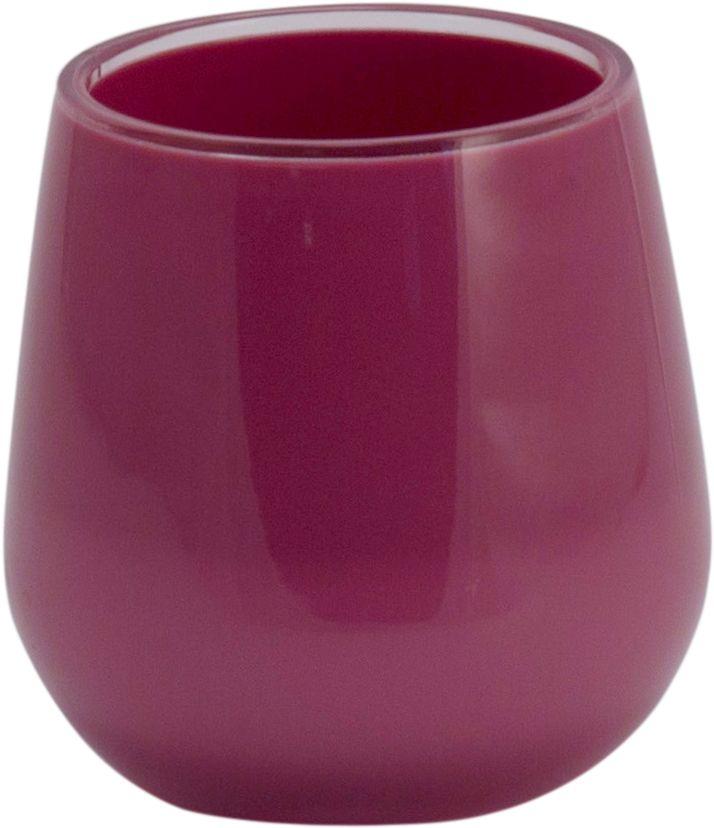 Стакан для ванной Swensa Рондо, цвет: сливовыйAC-3001C-PlumСтакан для ванной Swensa Рондо отличается минималистичным дизайном. Модель окрашена в один цвет и не имеет никаких узоров на корпусе. Изделие придется по душе ценителям простых, но удобных решений для современной ванной комнаты. Модель выполнена из акрила и отличается устойчивостью к бытовой химии, легкостью чистки, высокой прочностью, небольшим весом.