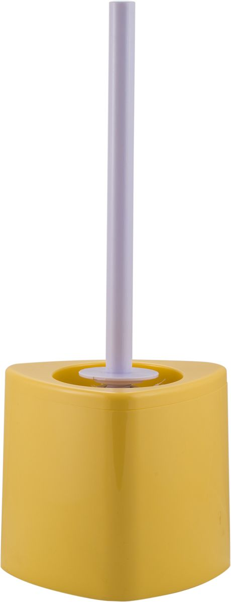 Ершик для унитаза Swensa Нео, с подставкой, цвет: ванильныйSWP-0700VN-EНапольный ерш Swensa Нео – гигиенический аксессуар высочайшего качества. Модель предназначена для поддержания санитарии и чистоты в туалетной комнате. Рукоятка ершика выполнена из прочного металла с хромированной поверхностью. Стаканчик изготовлен из прочного и практичного пластика, который легко поддается мытью. Цвет щетины ёршика - белый.