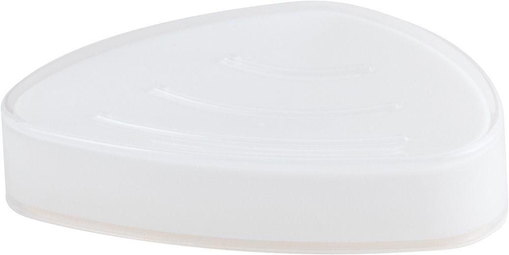 Мыльница Swensa Нео, цвет: белыйSWP-0700WH-DМыльница Swensa Нео – это качественный аксессуар из пластика для ванной комнаты, изготовленный в соответствии с европейскими стандартами качества. Изделие имеет приятную расцветку, и прекрасно смотрится в интерьере. Мыльница отличается удобством и практичностью в эксплуатации, ей не страшны царапины или выцветание.