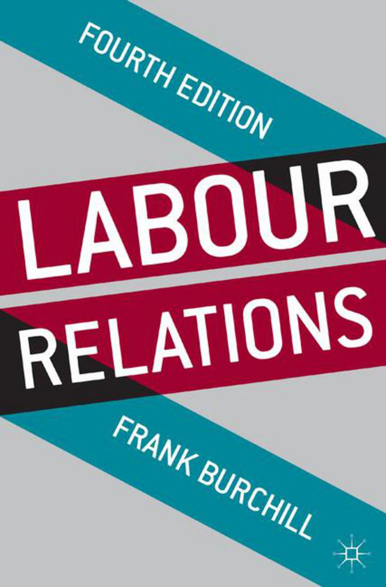 Labour Relations hans joas g h mead – a contemporary re–examination of his thought