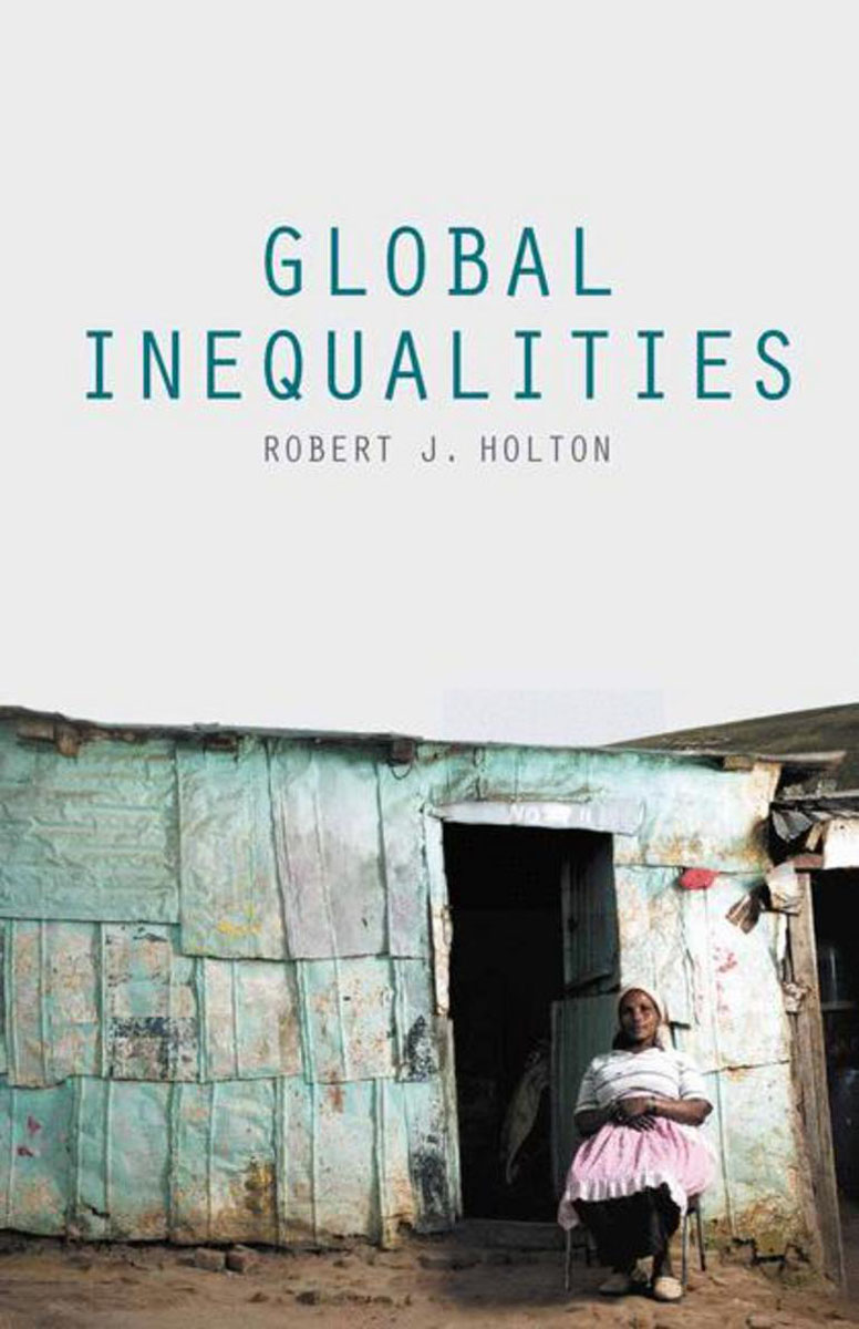 Global Inequalities global historical sociology