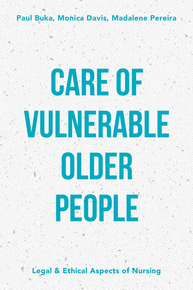 Care of Vulnerable Older People best practice with older people