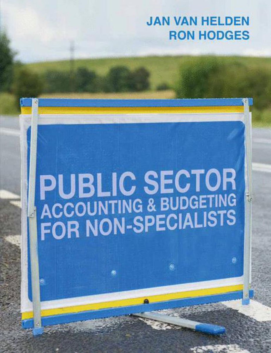 Public Sector Accounting and Budgeting for Non-Specialists ittelson thomas financial statements
