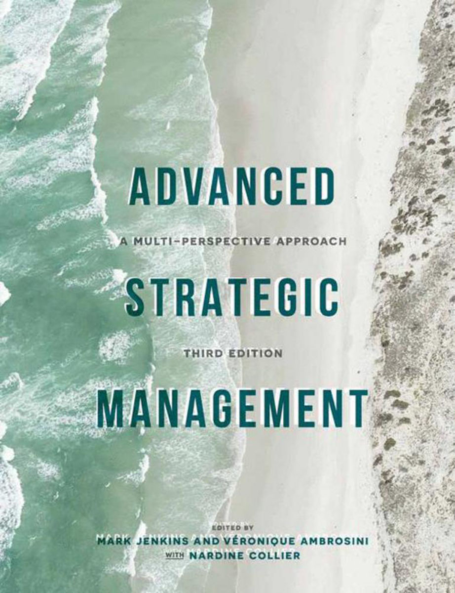 Advanced Strategic Management applied strategic management