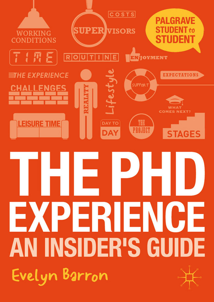 The PhD Experience