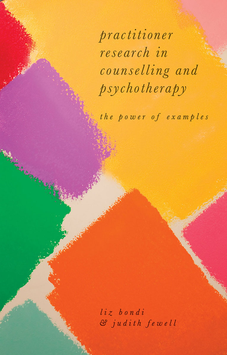 Practitioner Research in Counselling and Psychotherapy in search of solutions – a new direction in psychotherapy rev