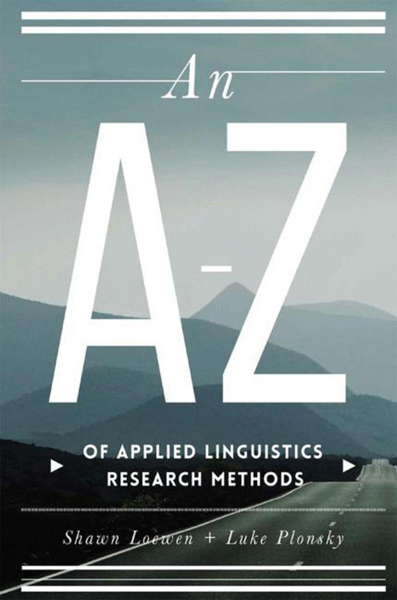An A–Z of Applied Linguistics Research Methods herbert w seliger second language research methods