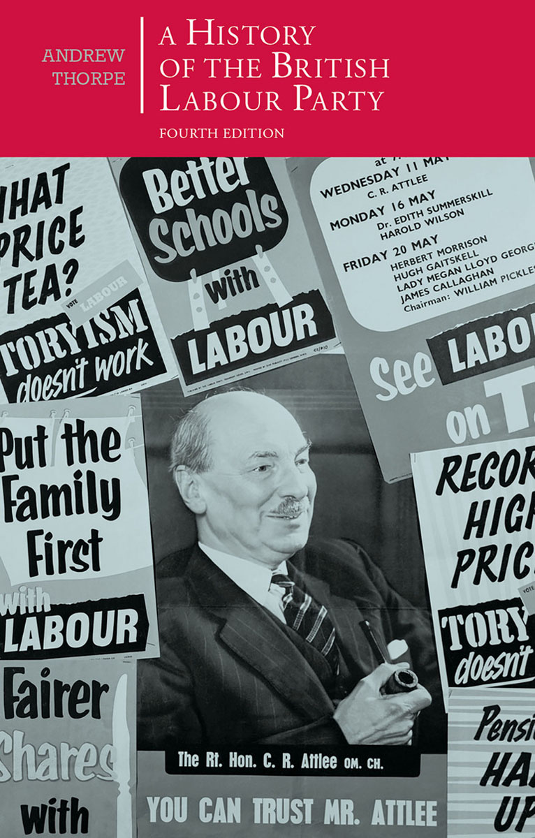 A History of the British Labour Party little history of british gardening