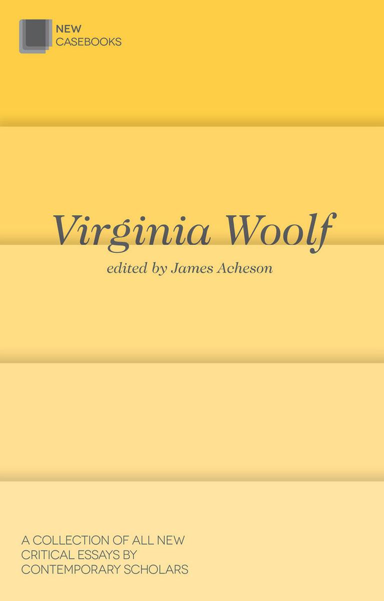 Virginia Woolf virginia woolf the years