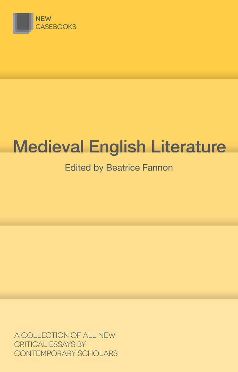 Medieval English Literature guide to the dragons volume 2