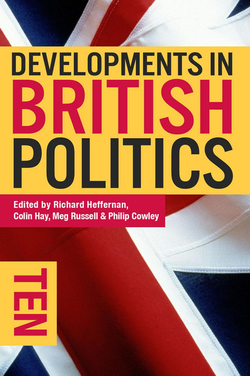 Developments in British Politics 10 the art and politics of science
