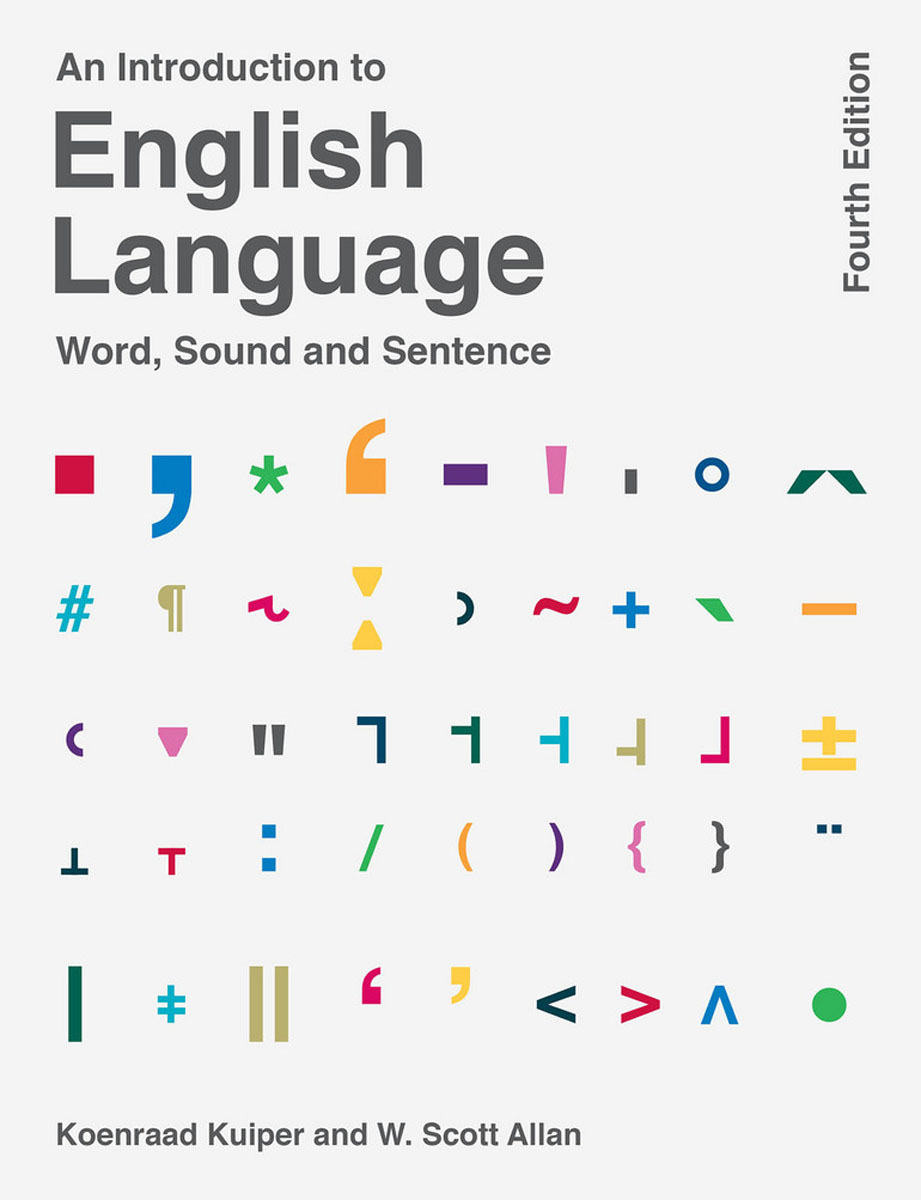 An Introduction to English Language ways of meaning – an introduction to a philosophy of language