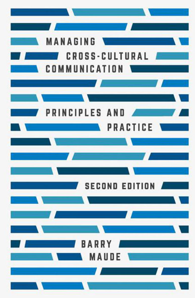 Managing Cross-Cultural Communication a cross cultural view of communication objectives in chinese schools