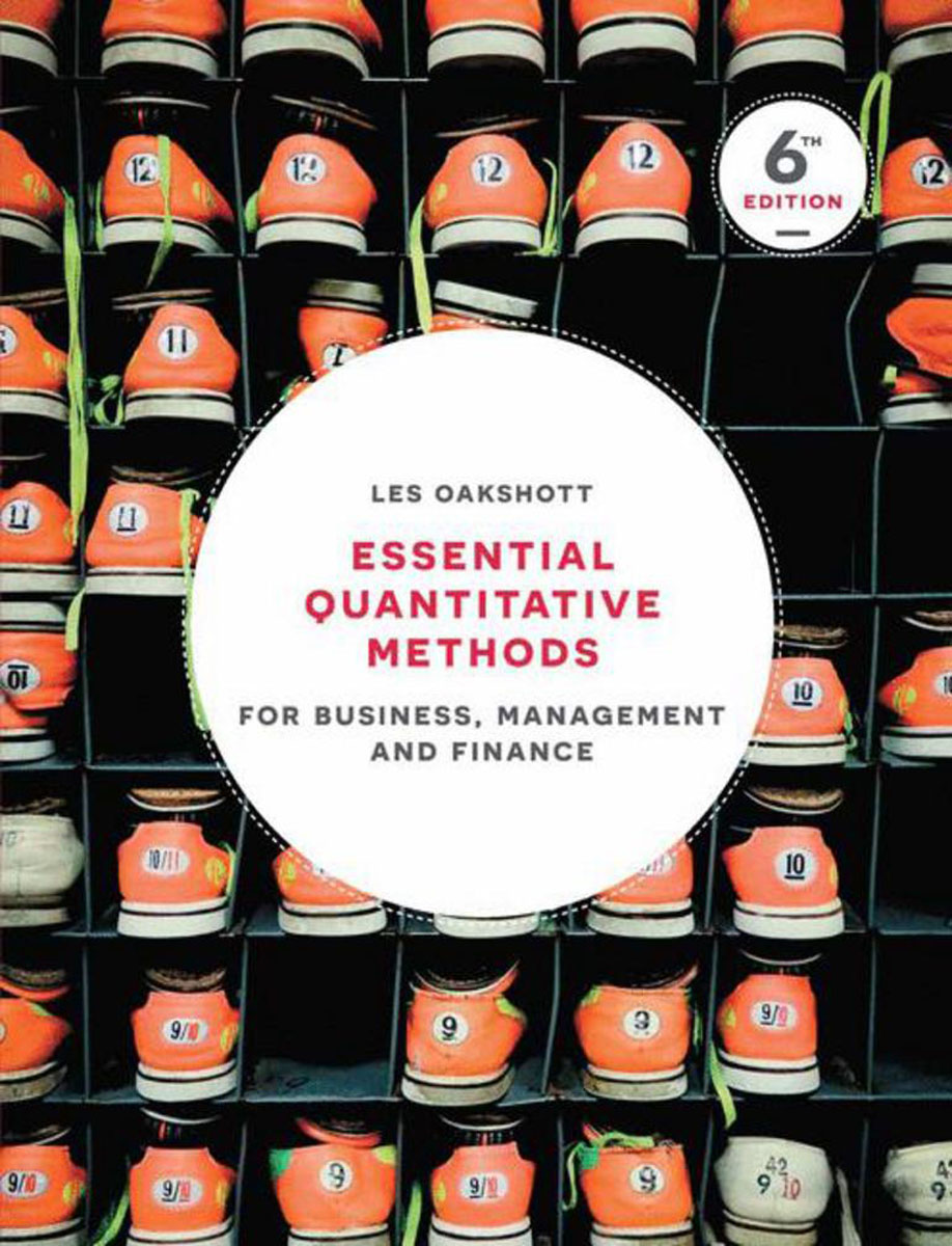 Essential Quantitative Methods