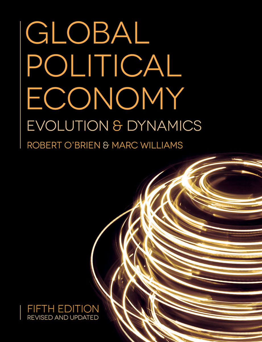 Global Political Economy manage enterprise knowledge systematically