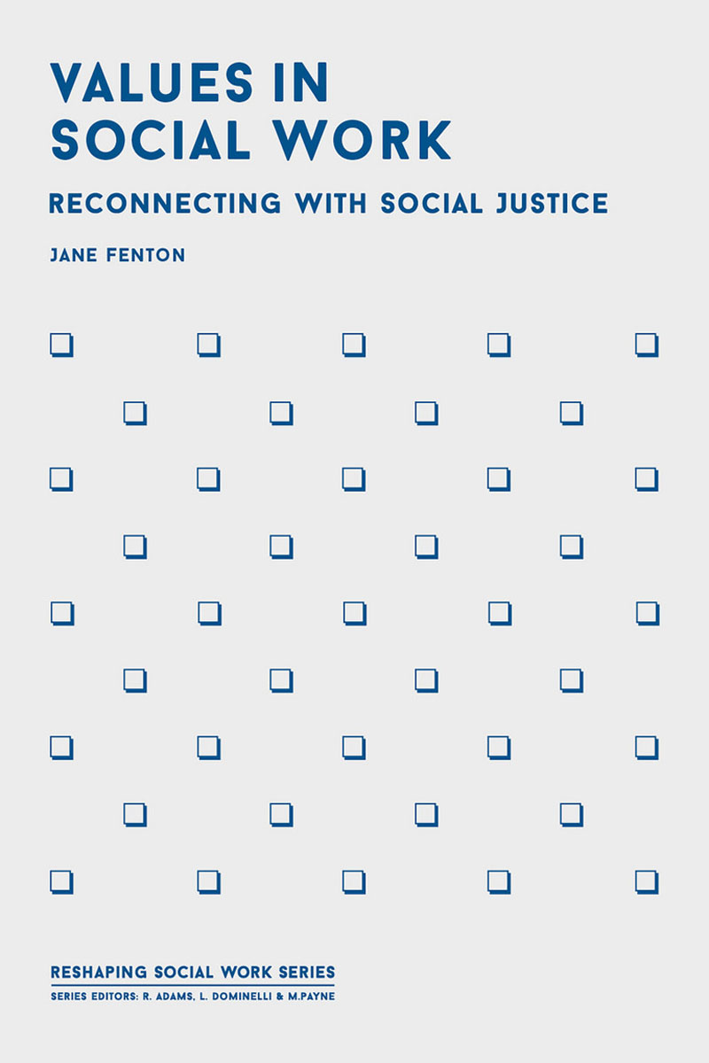 Values in Social Work principles of social network data security