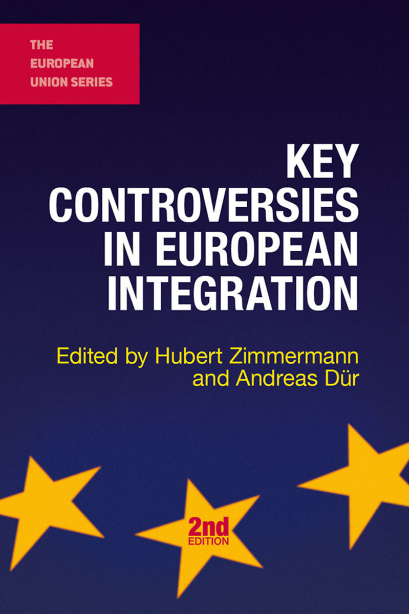 Key Controversies in European Integration state of the union