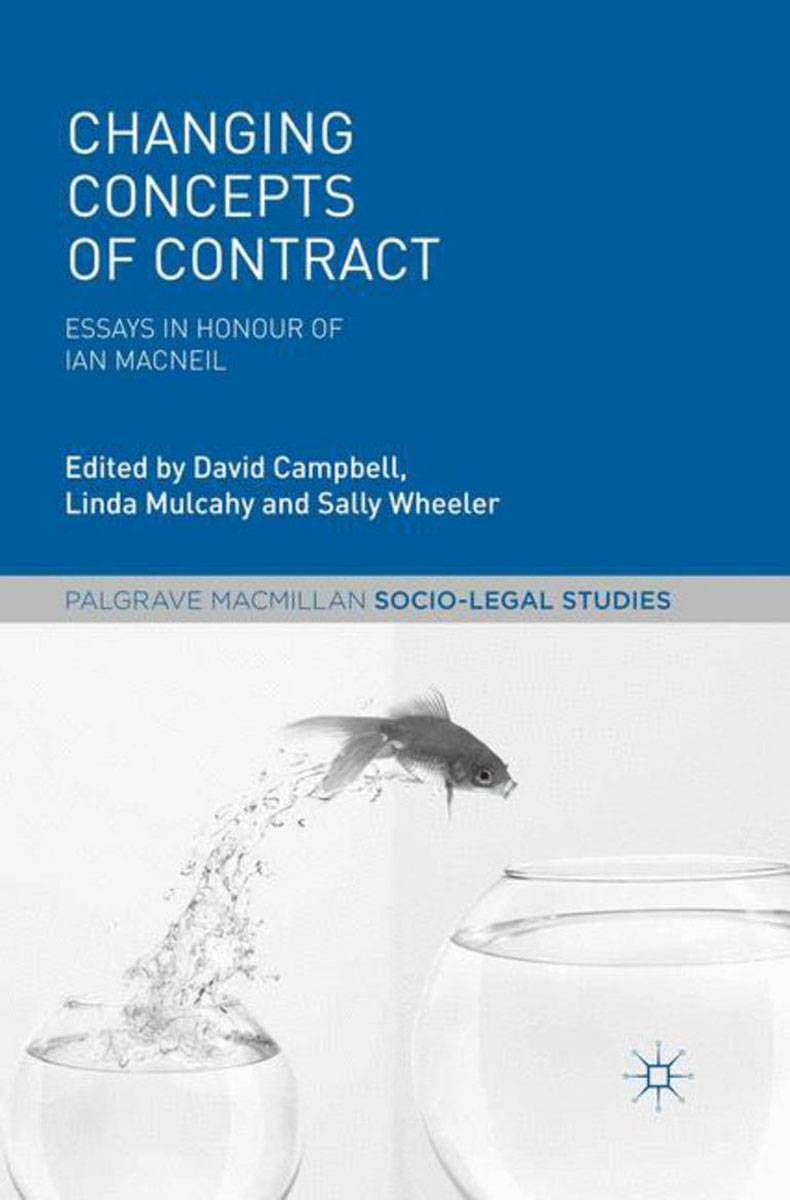 Changing Concepts of Contract