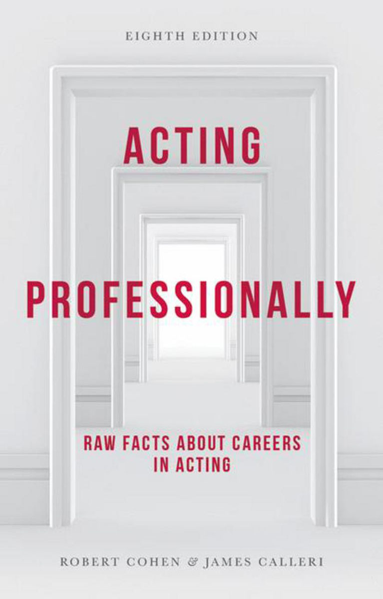 Acting Professionally catalog of teratogenic agents first edition