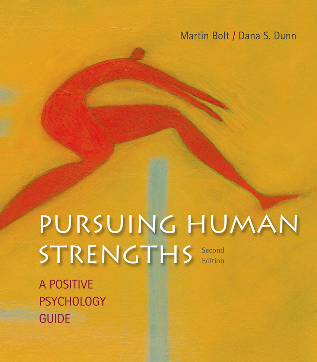 Pursuing Human Strengths dana s dunn a short guide to writing about psychology