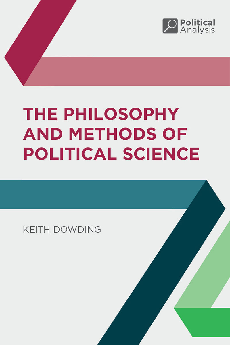 The Philosophy and Methods of Political Science ways of meaning – an introduction to a philosophy of language