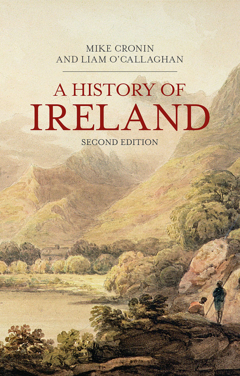 A History of Ireland the new penguin atlas of recent history