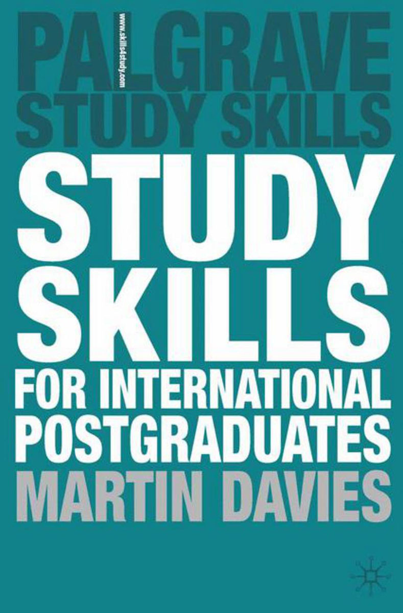 Study Skills for International Postgraduates н в тучина a way to success english for university students year 2 student's book